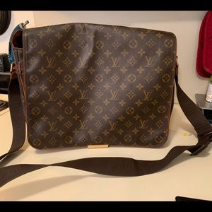 Louis Vuitton briefcase/ lap top case